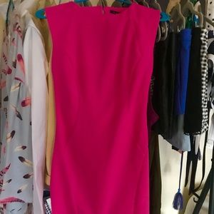 Pink bodycon